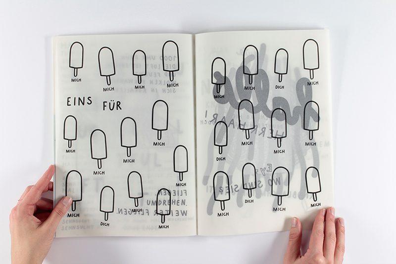 Gute Nacht, el libro de los sueños de Laura Asmus