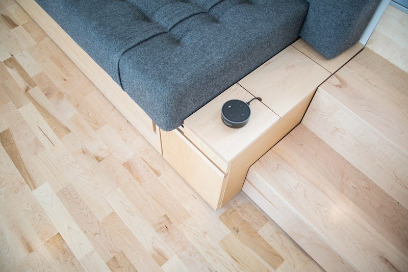 Kasita, un micro hogar inteligente y funcional