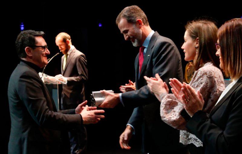 Manuel Estrada fue reconocido con el Premio de Diseño 2018
