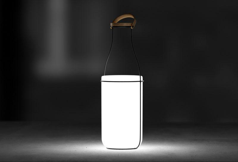 MU, la luz embotellada de Constantin Bolimond