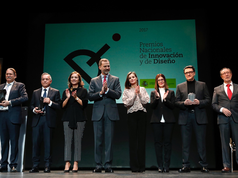 Manuel Estrada fue consagrado en los Premios Nacionales de Innovación y de Diseño