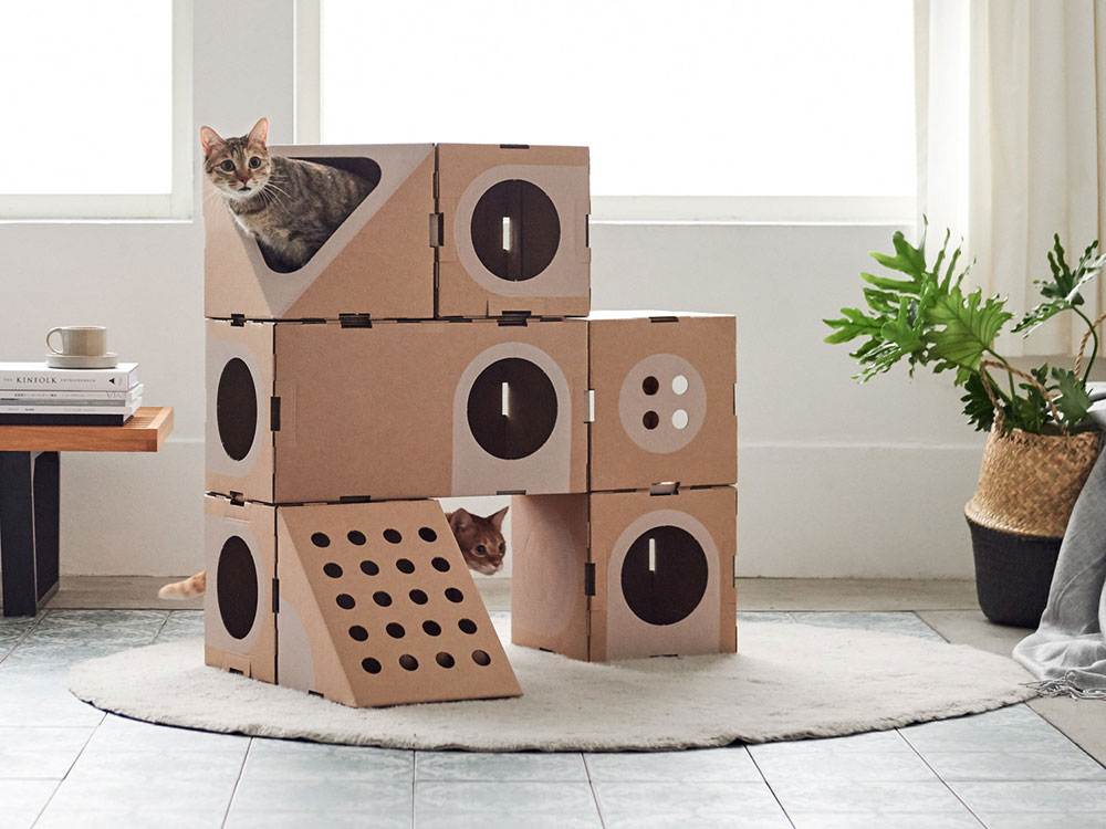 Room Collection, de A Cat Thing. Diseño exclusivo para gatos