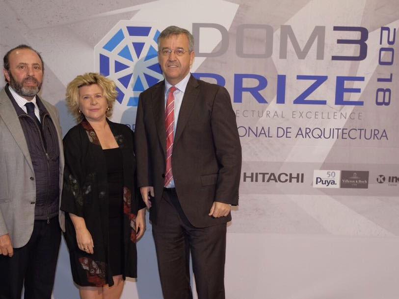 Abierta la 3ª edición del Premio Internacional de Arquitectura DOM3PRIZE
