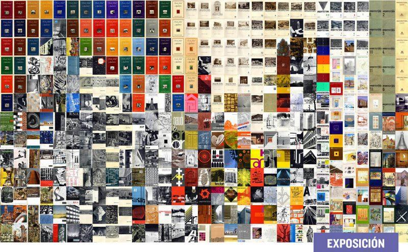 Celebrando 100 años de la revista Arquitectura. Disfruta de la exposición hasta el 31 de mayo en el COAM.
