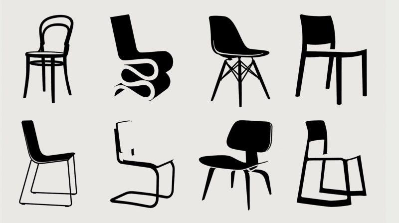 Chairs. Historia de la silla. Una exposición con los diseños más icónicos de Andreu World. Hasta el 31 de mayo.