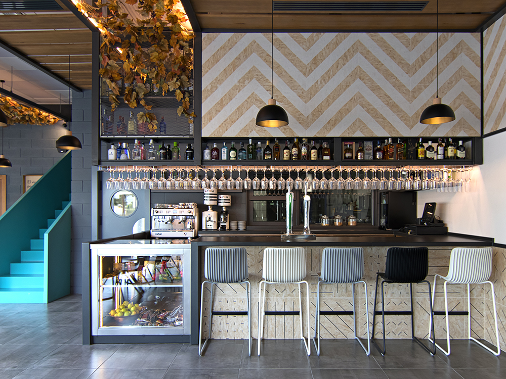 Nihil Estudio diseña Viterra, un restaurante natural y contemporáneo