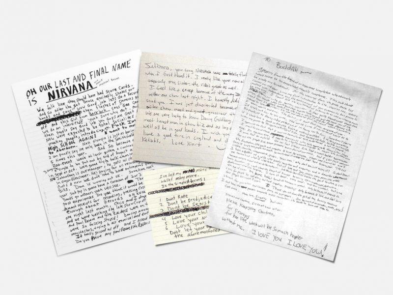 SongwritersFonts, tipografías inspiradas en Bowie, Lennon, Cobain...