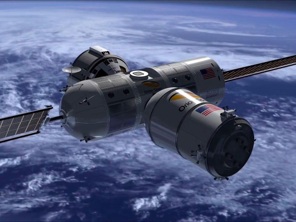 Turismo espacial: Aurora Station, un hotel de lujo en el espacio