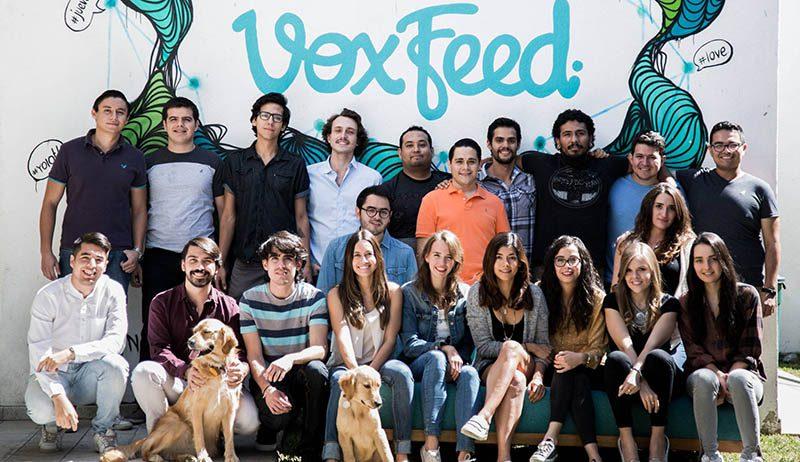 VoxFeed, la plataforma que conecta influencers con marcas