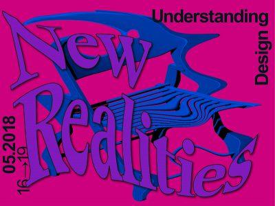 New Realities: La primera edición de Understanding Design