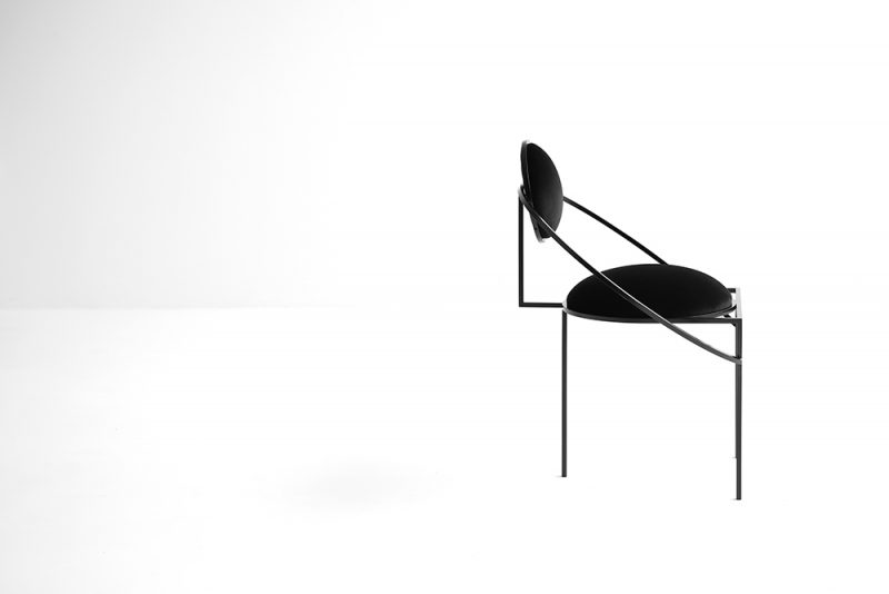 Orbit chair, de Bohinc Studio