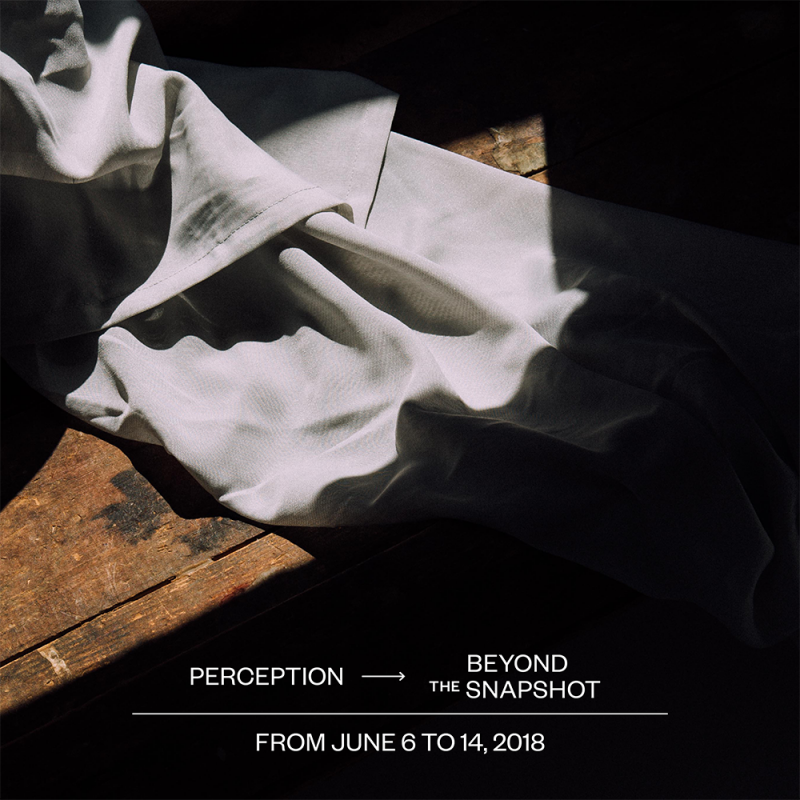 Perception, Barcelona Design Week 2018