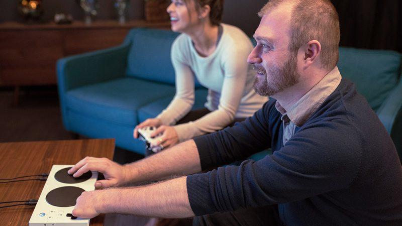 Xbox Adaptive Controller, el mando inclusivo de Microsoft