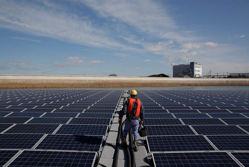 Apple utiliza 100% energía renovable para su funcionamiento global