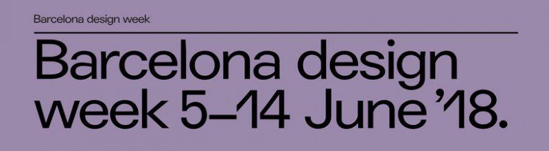 Barcelona celebra Barcelona Design Week del 5 al 14 de junio. Un evento donde el protagonista es el diseño.