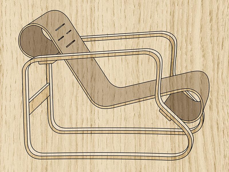 Chairs, Anatxu Zabalbeascoa. La historia de las sillas de autor