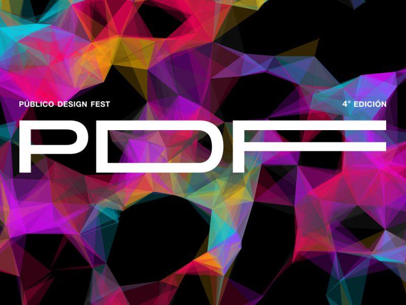 La Escuela Superior de Diseño de Madrid organizala cuarta edición del Públic Design Fest,del 14 al 20 de mayo en Matadero de Madrid