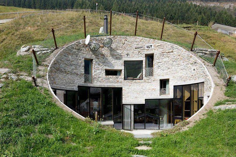 Las casas más sorprendentes del mundo, en una serie de Netflix