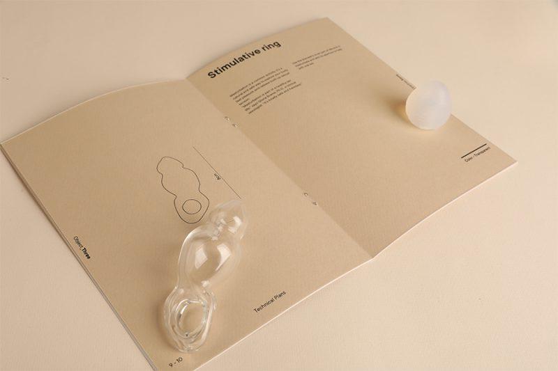 Kāma: La colección de joyas eróticas de Paula Chacartegui