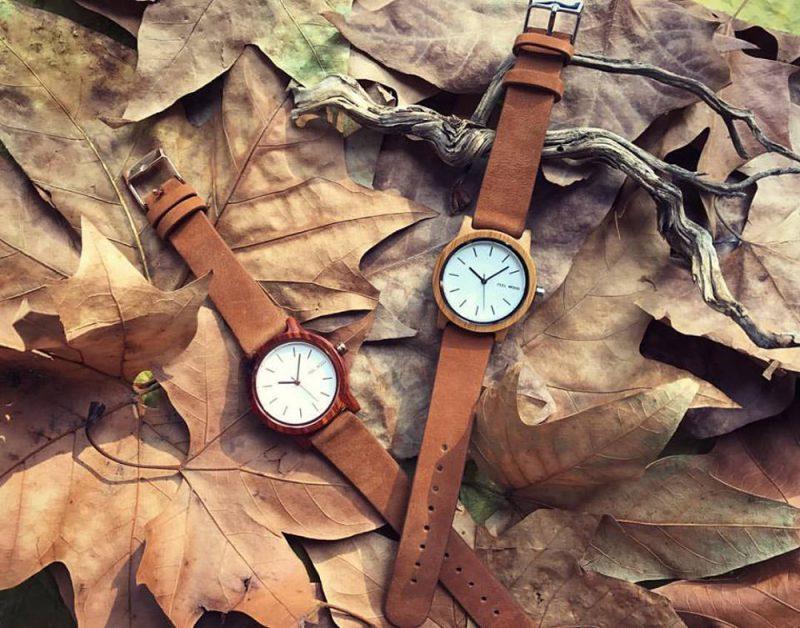 Feel Wood, relojes sostenibles con sello Barcelona