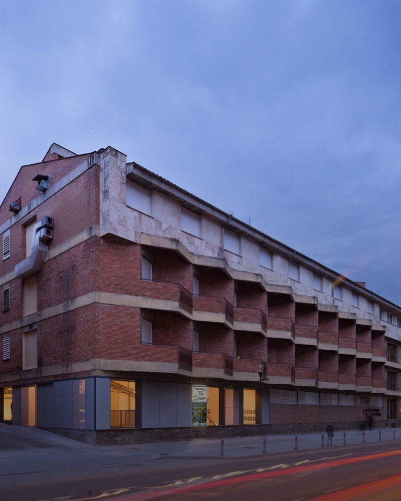 Premio Mapei a la Arquitectura Sostenible. Segundo Premio 2017: Red espabilada de Olot, B01 Arquitectes