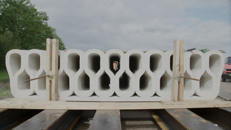 Proyecto Milestone: casas de hormigón impresas en 3D.