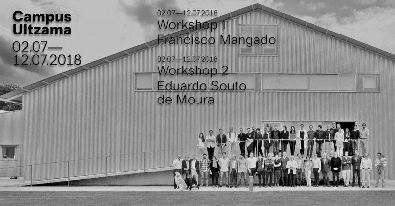 Campus Ultzama del 2 al 12 de julio. Organizado por la Fundación Arquitectura y Sociedad enel Centro Ecuestre Robledales de la Ultzama.