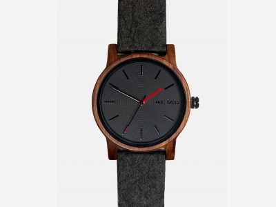 Feel Wood, relojes sostenibles con sello Barcelona