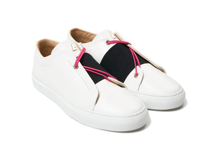 Las zapatillas de lujo de Daniel Essa