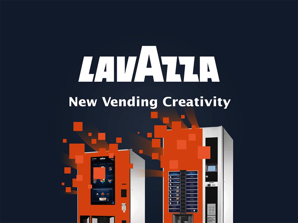 Lavazza quiere rediseñar sus máquinas expendedoras