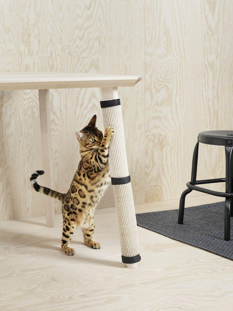 Lurving, la colección de IKEA para perros y gatos
