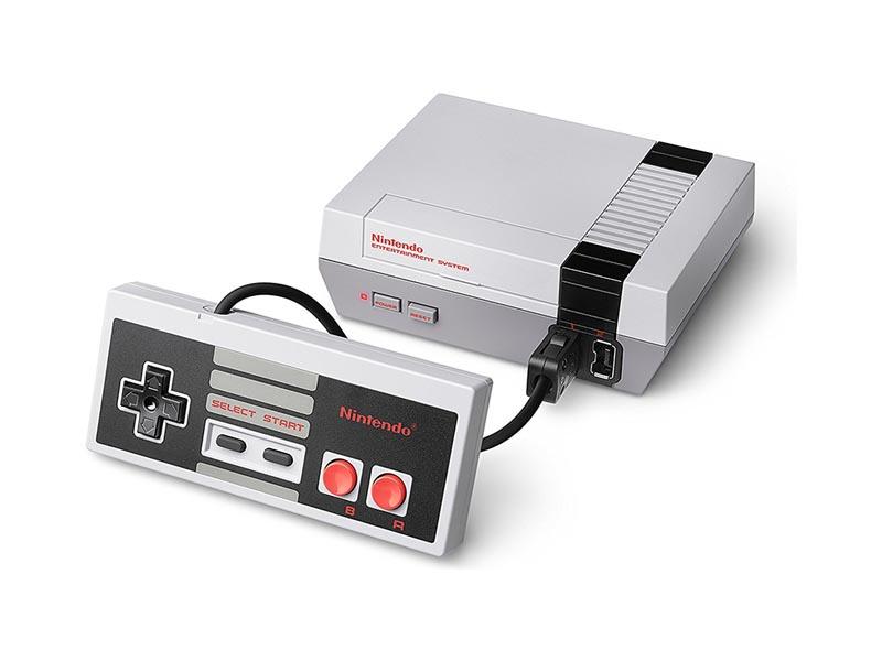 NES Classic: Nintendo reedita la consola icono de los años 80