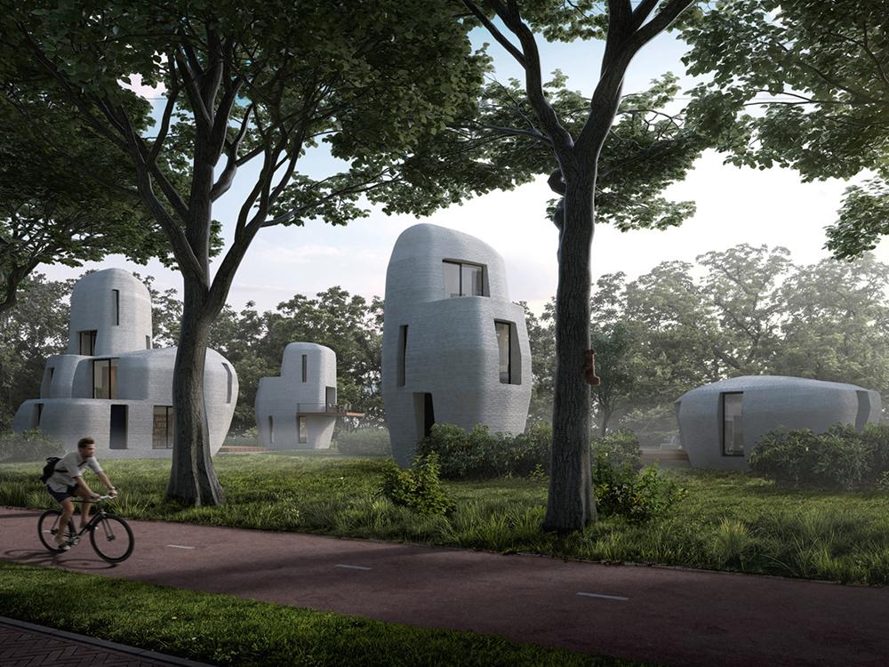 Proyecto Milestone: casas de hormigón impresas en 3D