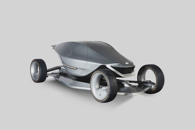 Unum. Proyecto para Seat  diseñado por Miguel Ángel Bahri Guerrero, Lorenzo Limongi y Stanis Zamuner