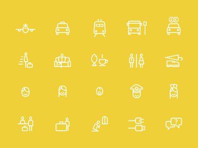 Unaeropuertoparaquedarse: tipografía e iconografía de Atipo