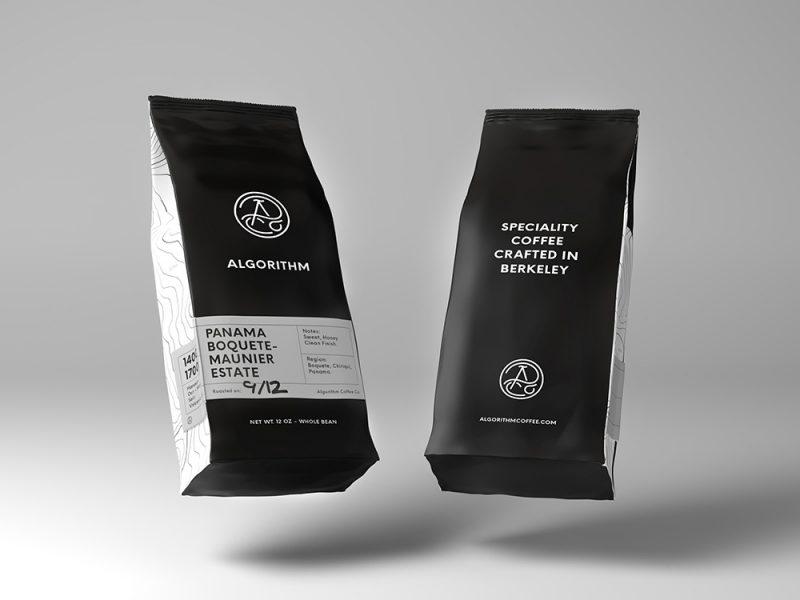 Algorithm Coffee Co., 2018, Greig Anderson y Daniel Freytag