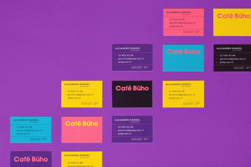 Futura revive el arte urbano chileno para la marca Café Búho