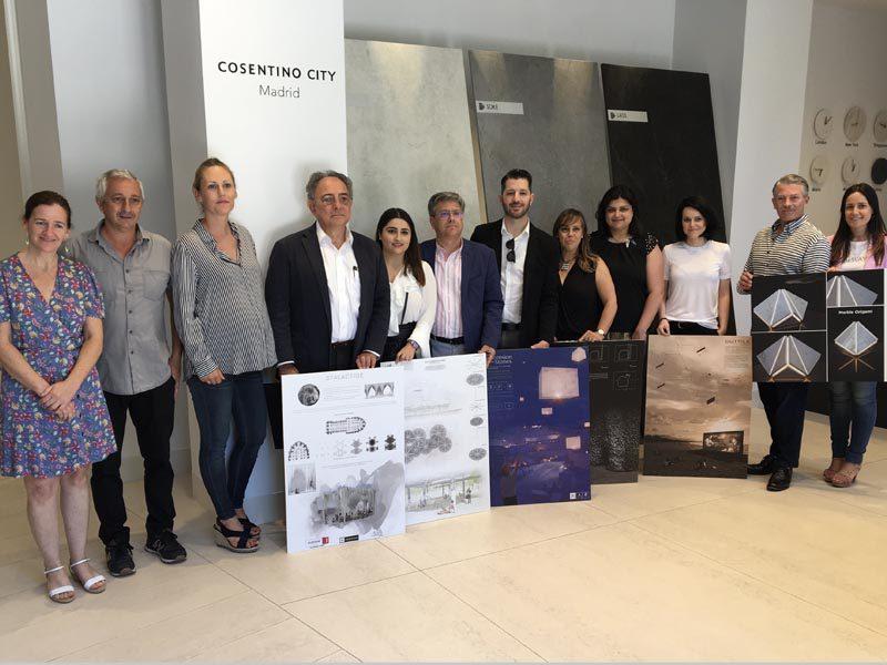 Cosentino Design Challenge presentó a los ganadores de su 12º edición