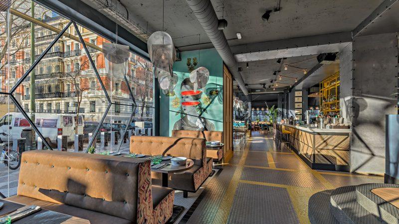 Peyote San: México y Japón en un único espacio. Diseño de interior de Proyecto Singular
