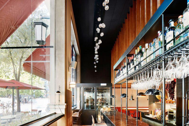 El Restaurante Solomillo en Barcelona, una apuesta por el diseño español