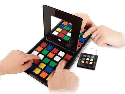 Rubik's Race, un rompecabezas de destreza e ingenio