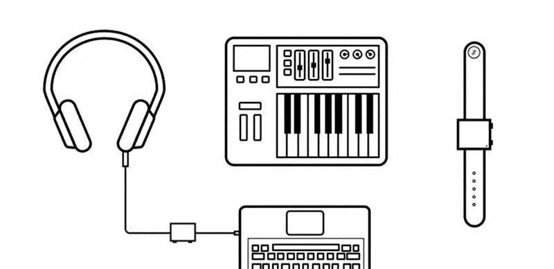 The Basslet, el dispositivo de Lofelt que hace sentir -literalmente- la música