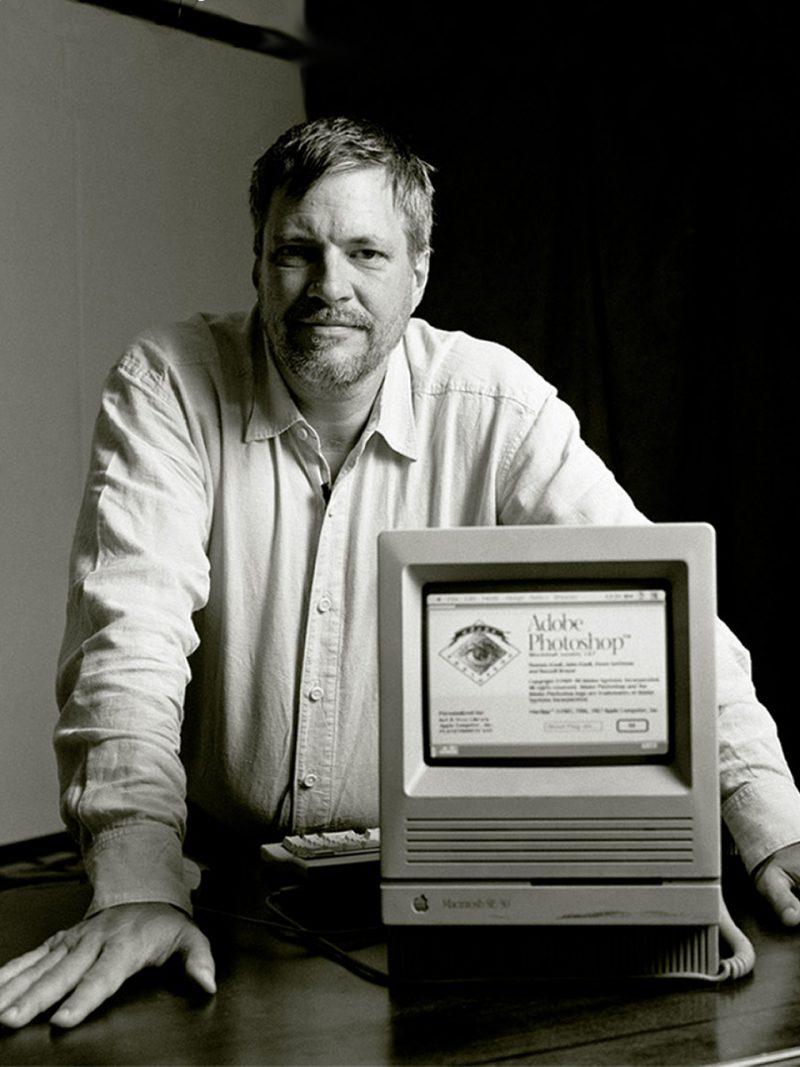 Entrevista a Thomas Knoll, el padre del PhotoShop. © Harvey Wang