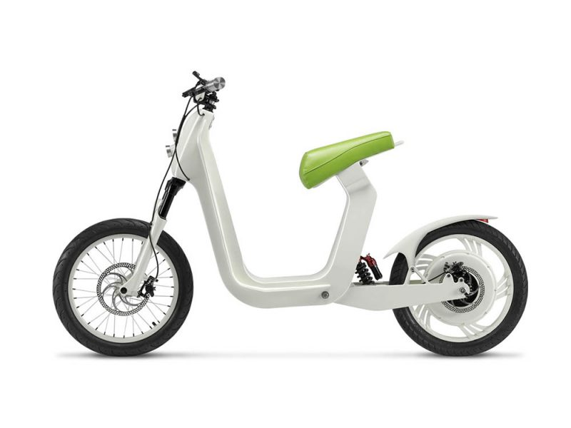 Xkuty One, la moto eléctrica made in Spain