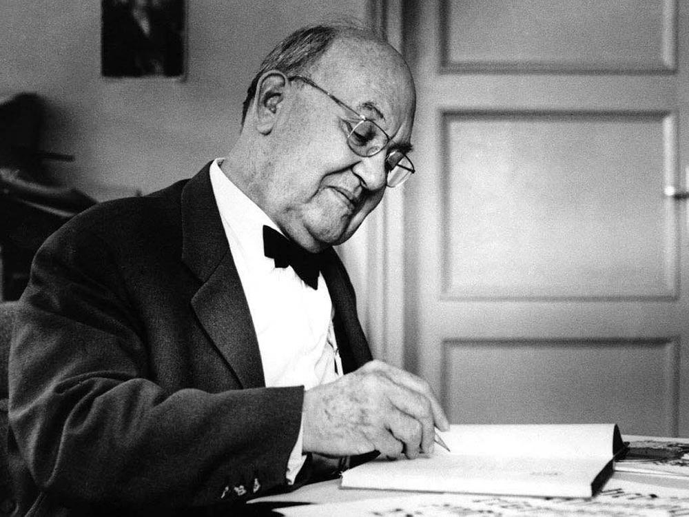 Jan Tschichold, a 90 años de la publicación de Die neue Typographie