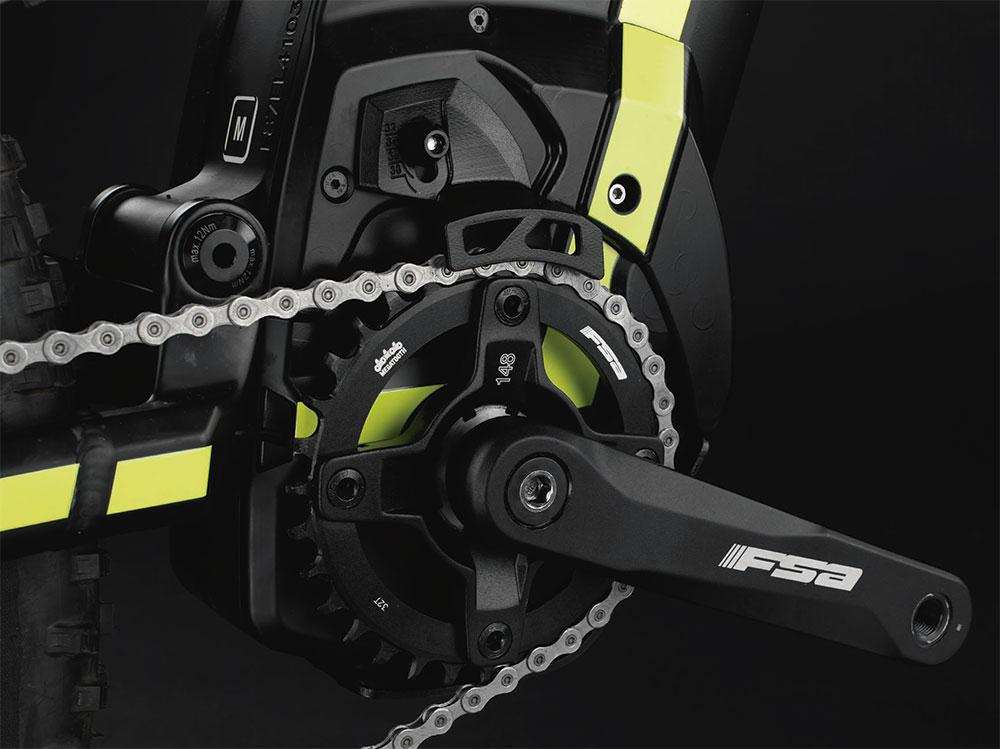 Atom X: una bicicleta eléctrica de montaña llamada a revolucionar el sector