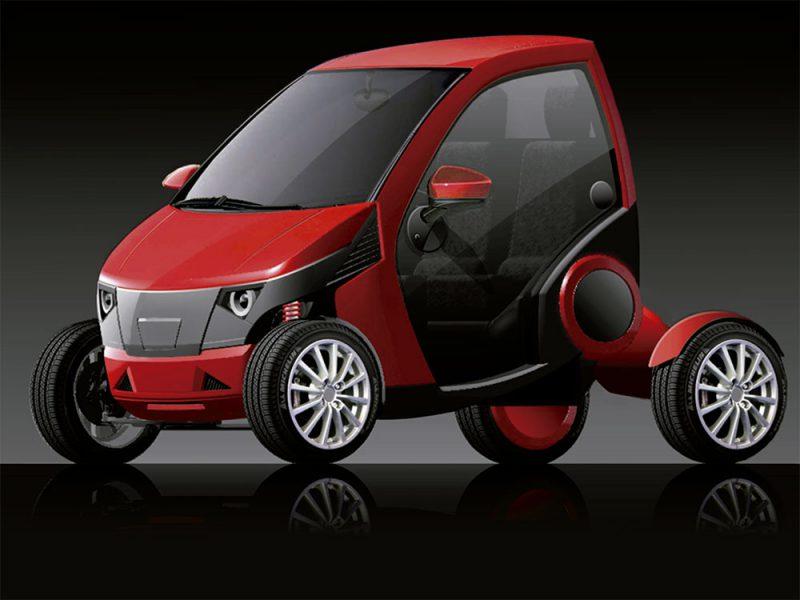 Casple, el vehículo plegable diseñado en España