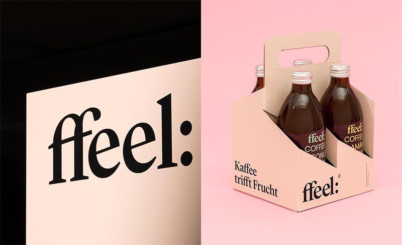 El verano protagoniza el diseño de ffeel ideado por Make Studio