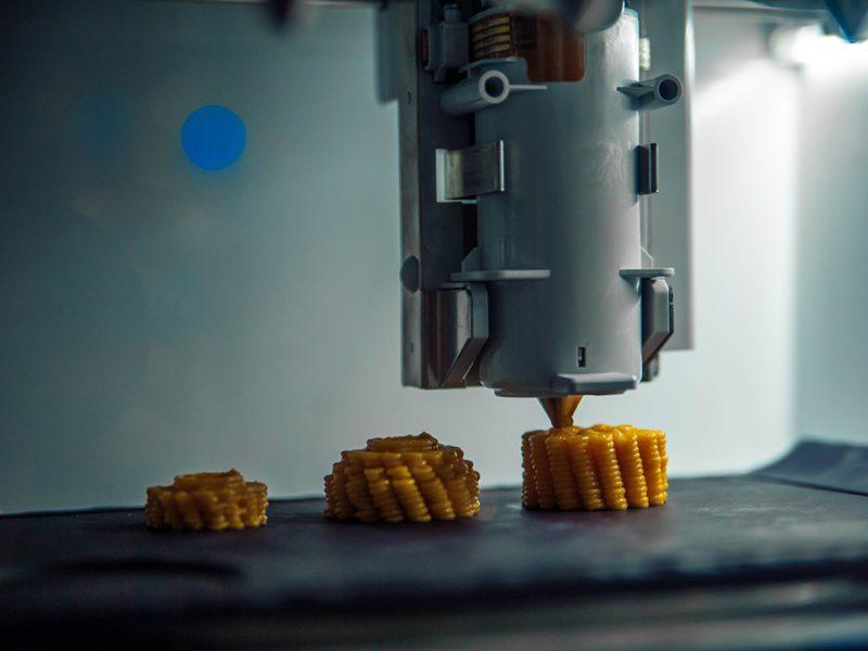 Foodini: imprimir la comida para volver a lo natural