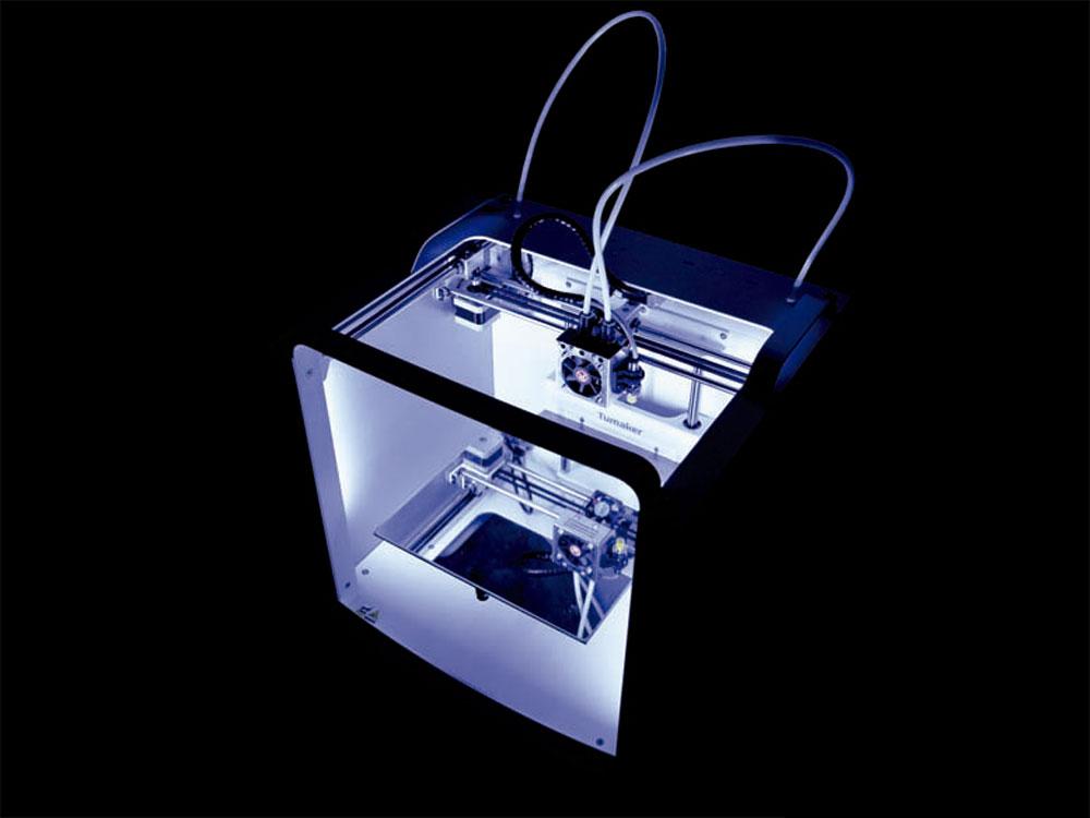 Voladora V3: impresión 3D profesional. Una máquina transversal